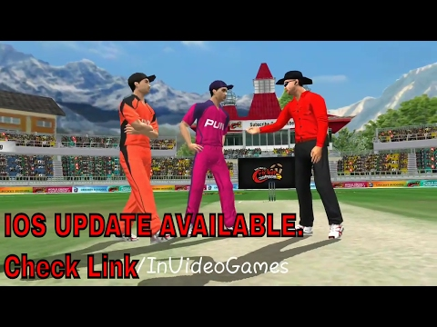 6th May IPL 10 Sunrisers Hyderabad V Rising Pune Supergiant World Cricket Championship 2017 Gameplay
