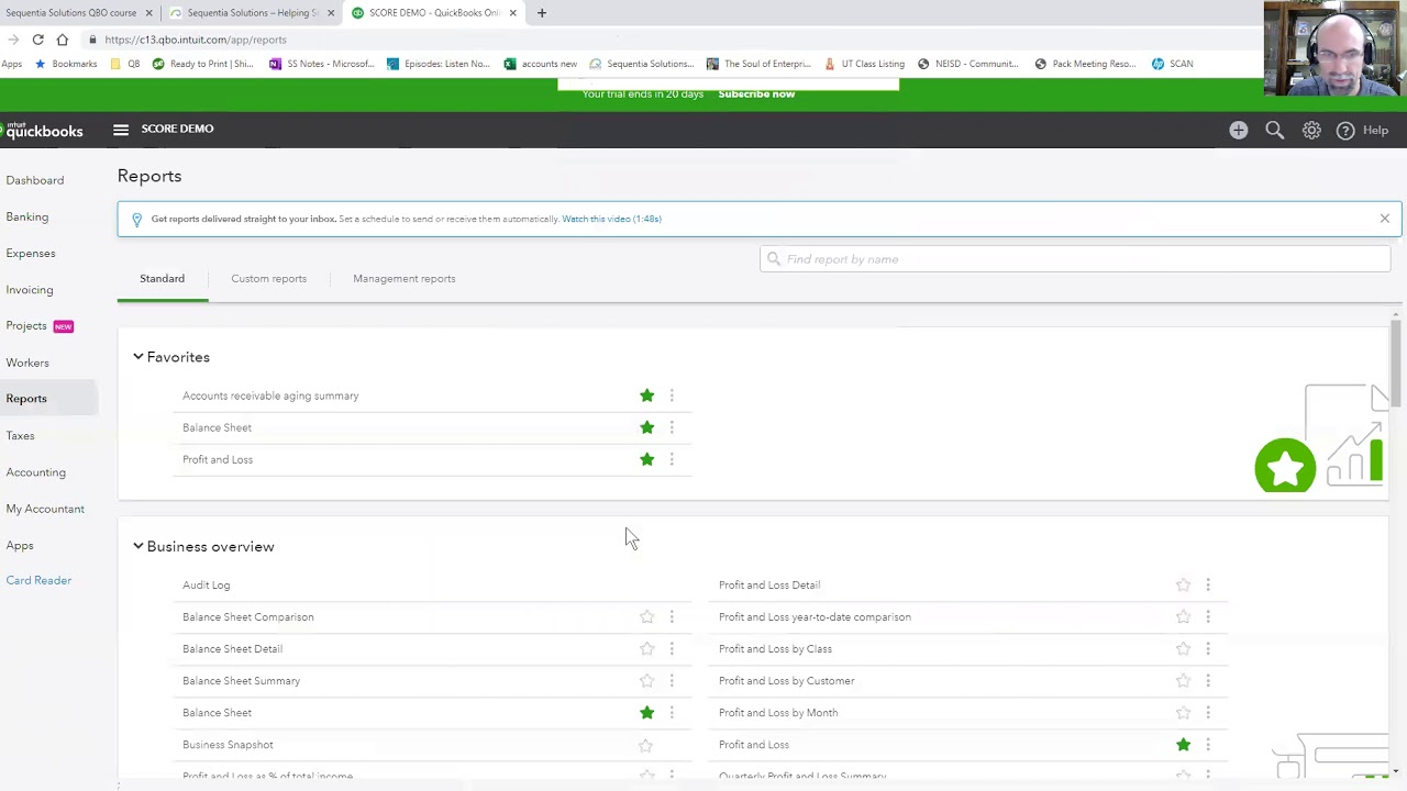 Commissions Sales Tracking in QuickBooks Online