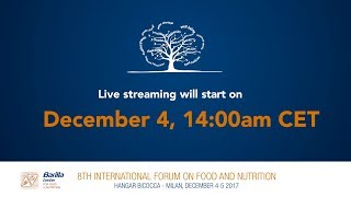 8TH INTERNATIONAL FORUM ON FOOD AND NUTRITION - EN