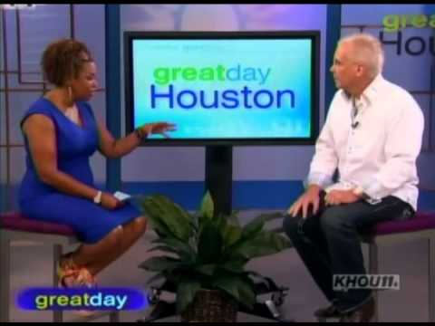 Great Day Houston featuring Cellulaze with Dr. Thomas McHugh June 2012