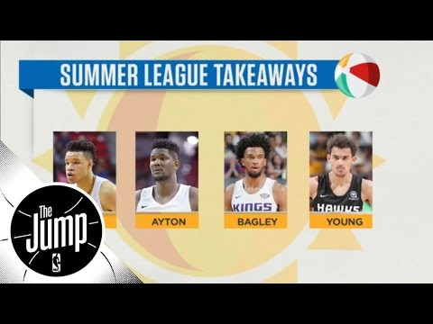 NBA Summer League: Indepth look at Trae Young, Marvin Bagley III, Deandre Ayton  The Jump  ESPN