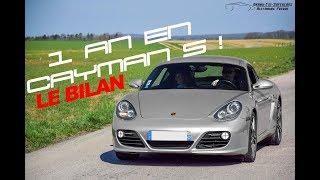 Un an en Porsche Cayman S ca coute combien ?