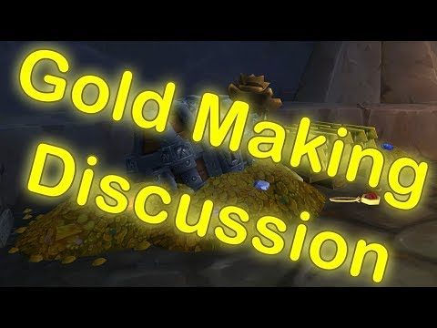 WoW Legion Mailbox Opening | WoW Gold Making Discussion -Legion 7.3.2 (World of Warcraft Gold Guide)