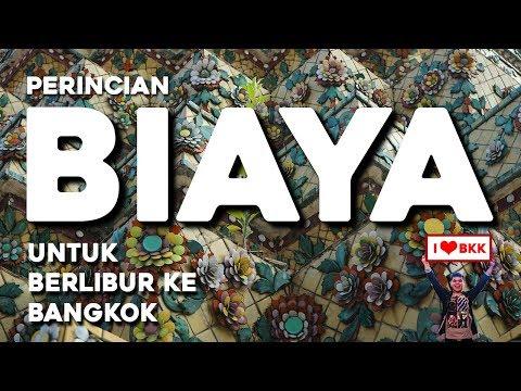 Biaya liburan ke Bangkok, Thailand selama 5 hari 4 malam / AWI WILLYANTO