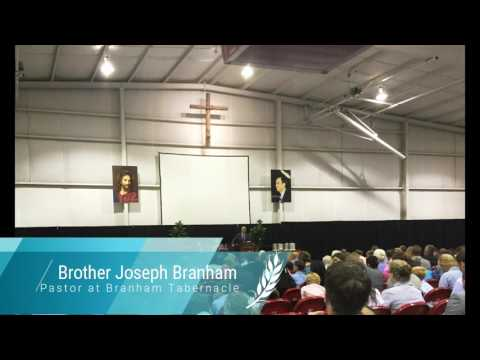 Brother Joseph Branham - Are you a Prisoner to your Cell Pho