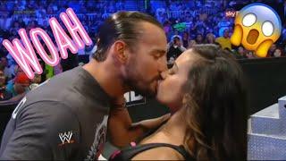 Top Guys Aj Lee Kissed In WWE! (2010-2012)