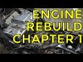 Hurricane Engine Rebuild Chapter 1 - Cylinder Head Removal
