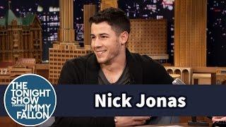 """Jimmy's """"Ew!"""" ToppedNick Jonas' """"Jealous"""" Debut"""