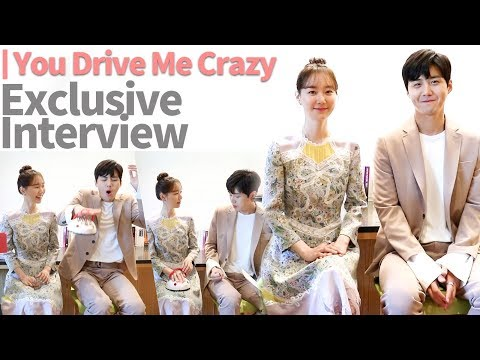 Exclusive Interview with Kim Sun Ho & Lee You Young [You Drive Me Crazy]
