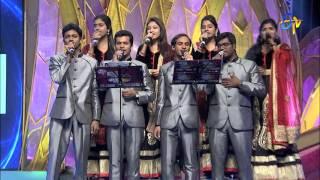 Vandemataram Srinivas, Performance - Chinni Chinni Asalanni Song in Ongole ETV @ 20 Celebrations