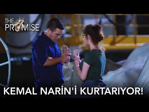 Kemal Narin'i Kurtarıyor   Yemin 78. Bölüm