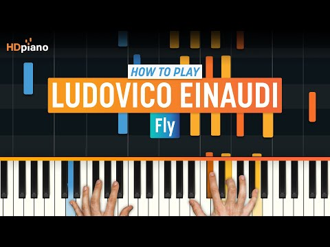 """How To Play """"Fly"""" By Ludovico Einaudi 