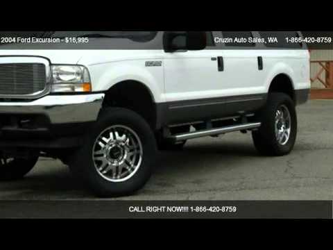 2004 Ford Excursion XLT 6.0L 4WD - for sale in Tacoma, WA 98444