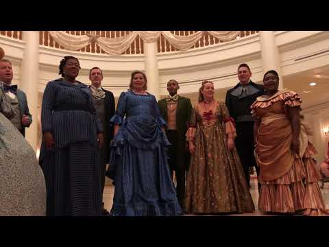 """Voices Of Liberty Sing """"God Bless America"""", August 2019"""