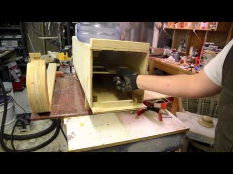 A steambox for bending wood and luthier work steamer