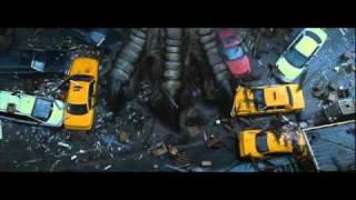 Godzilla - Arrival
