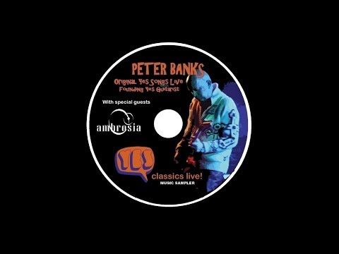 Peter Banks Promo Original Yes Songs Tour 2010 with Ambrosia