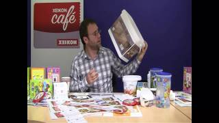 2014 Xeikon Café - Folding Carton, Heat-Transfer, In-Mold Applications - German