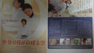 半分の月がのぼる空 2010 映画チラシ 2010年4月3日公開 【映画鑑賞&グ...