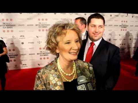 Eileen Davies   The British Independent Film Awards 2012