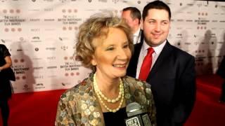 Eileen Davies Interview - The British Independent Film Awards 2012