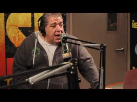 "Joey ""Coco"" Diaz In-Studio with Heidi and Frank!"