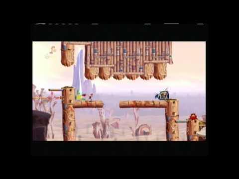 Let's Play Rayman Origins - Part 8: Crazy Bouncing |