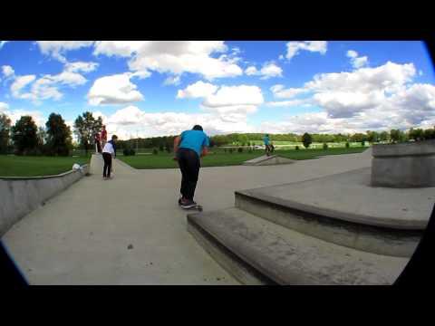 Urbana skate park