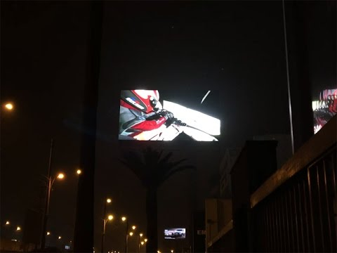 P20 Outdoor Advertising LED Display Full Color LED Billboard