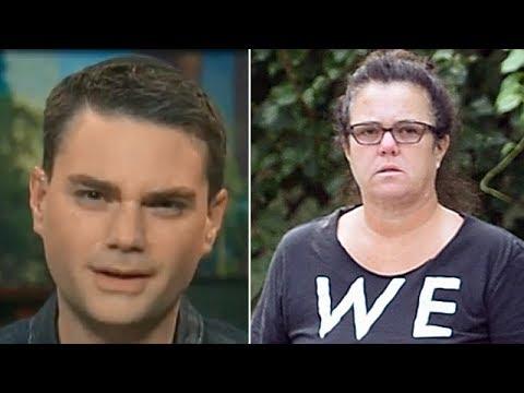 Ben Shapiro Brutally Manhandles Rosie O'Donnell
