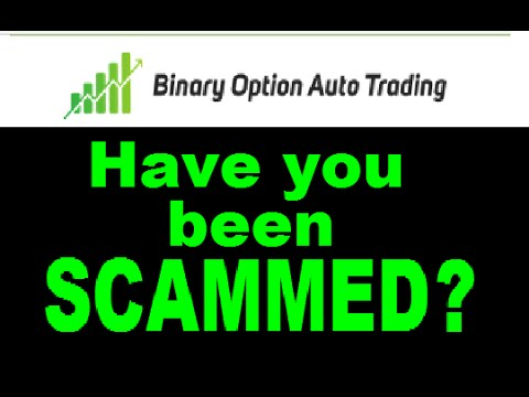 Binary Option Auto Trading Software Review - SCAM BUST!