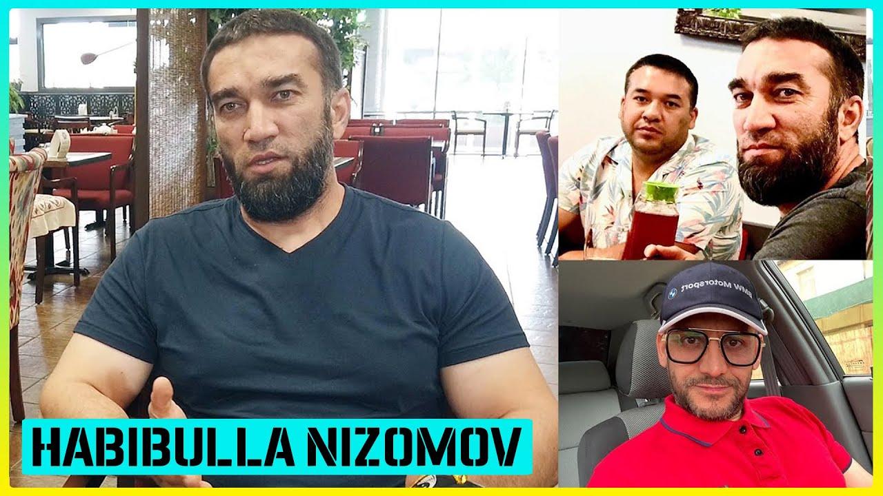 Habibulla Nizomov AQShdagi hayoti, Jahongir Otajonov chiqishiga fikri, kinoda o'ynamasligi sababi
