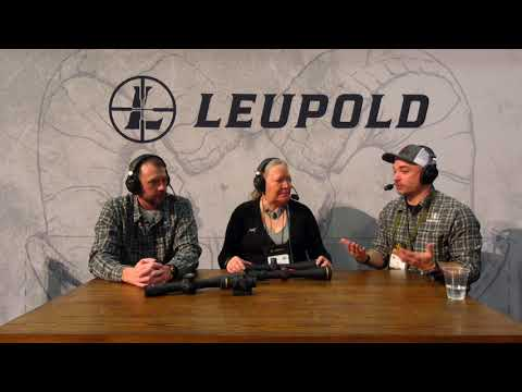 Leupold Core Insider: New Riflescopes and Red Dots - SHOT Show 2019