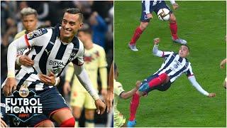 Con un GOLAZO, Funes Mori fue el mejor jugador de la ida de la final de Liga MX | Futbol Picante