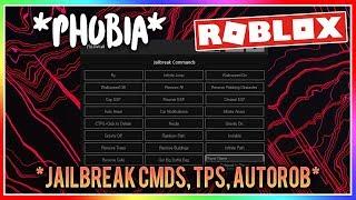 *NEW* Phobia Roblox Exploit (Jailbreak Exploit, JB Autorob, JB Tps)