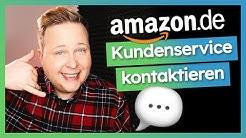 Amazon Kundenservice kontaktieren 💬