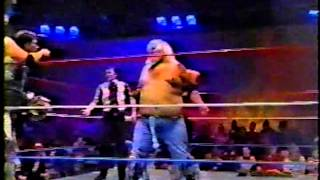 Miss Texas and the Moondogs vs Tommy Rich, Doug Gilbert and Scott Bowden