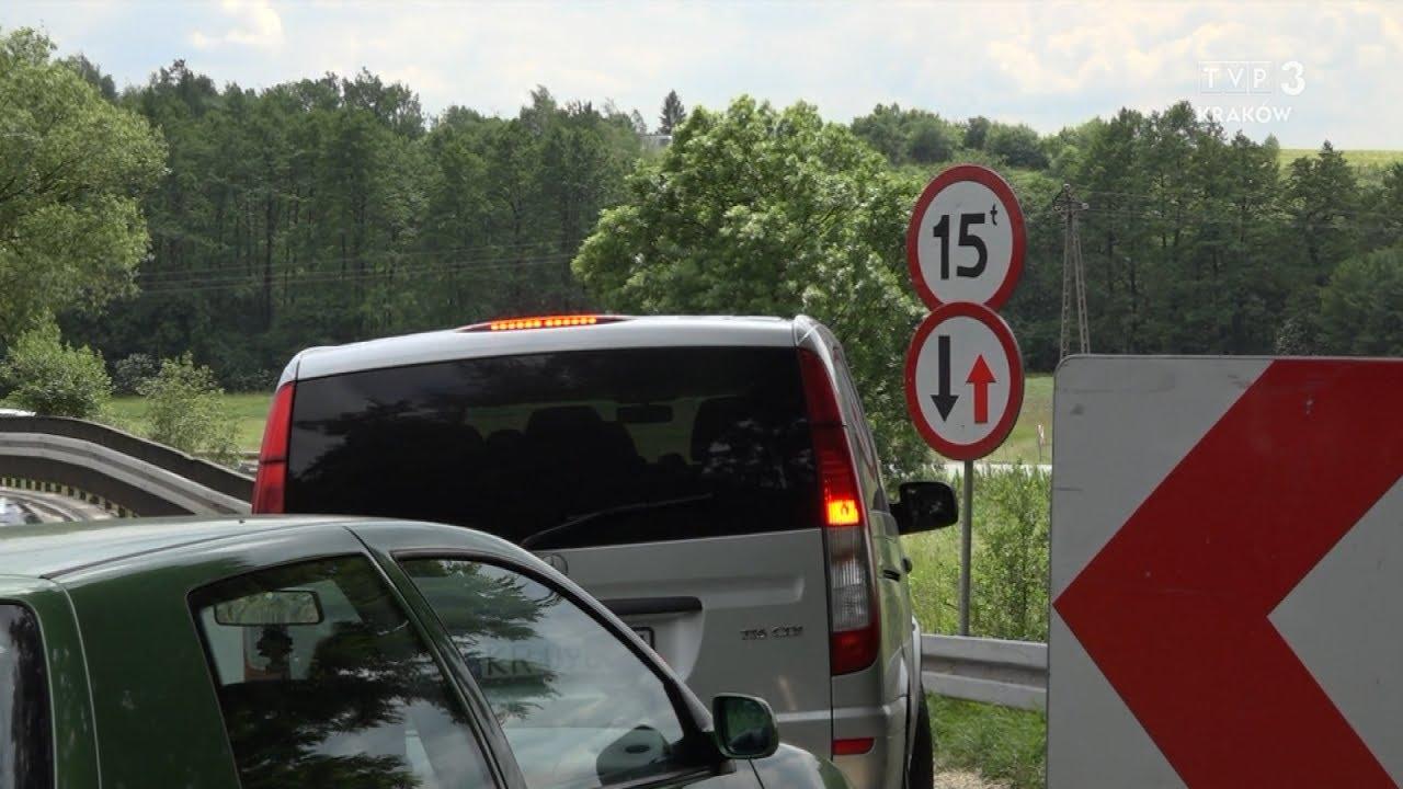 Jedź bezpiecznie odc. 650 (zwężenia na drodze)