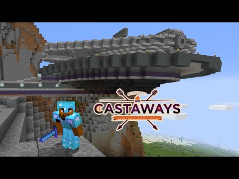 Castaways Minecraft SMP 24 Landing Platform
