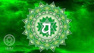 Heart Chakra Meditation: associate with UNCONDITIONAL LOVE, compassion & joy
