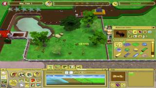 Zoo Tycoon 2: Ultimate Collection - Gameplay (1/3)