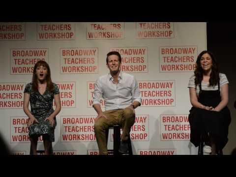 Broadway Teachers Workshop (Frank Loesser)