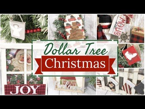 DOLLAR TREE CHRISTMAS 2019 | DOLLAR TREE DIY