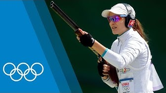 The Ideal Skeet Shooter with Danka Bartekova [SVK]