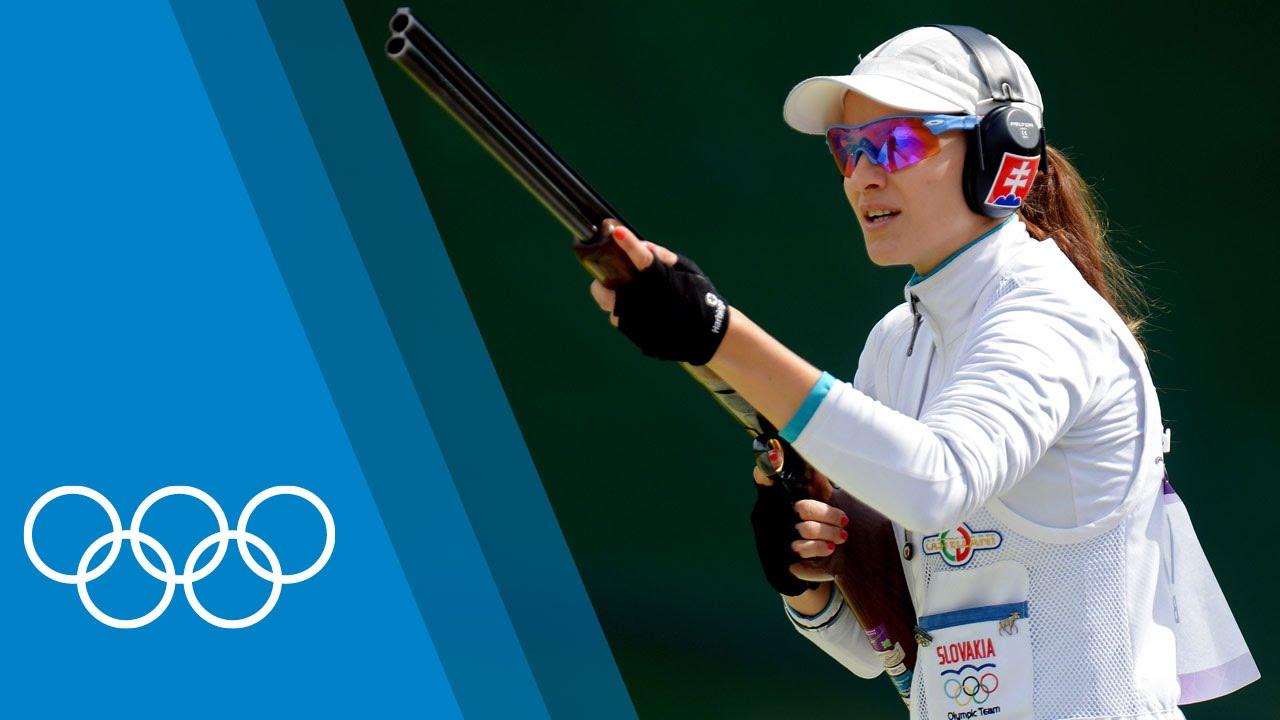 Danka Barteková gives the lowdown on skeet shooting
