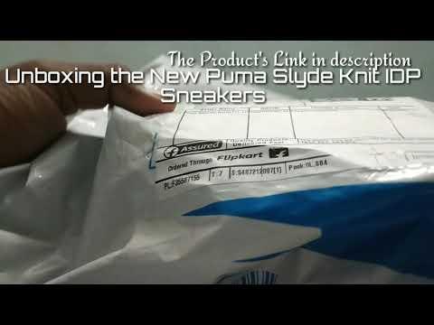 Puma Slyde Knit IDP Sneakers