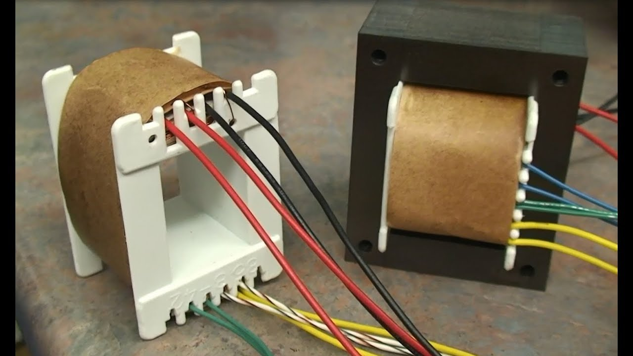 medium resolution of audio lecture 57 opt and pt design audio output transformer for fluxion av 7b 2