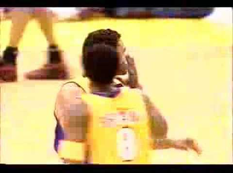 Just wanted to share that clip that originally introduced me to Kobe and Lakers...