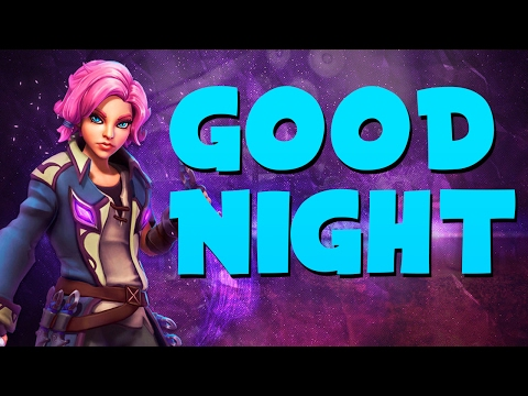 Paladins | Maeve is a Heavy Sleeper