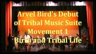 Tribal Music Suite Concerto by Arvel Bird (Celtic / Native American Cultural Entertainer)